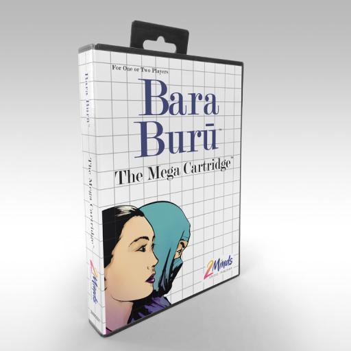 Bara Burū - Box front (alt1)