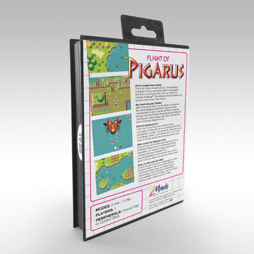 Flight of Pigarus - Box back (alt2)