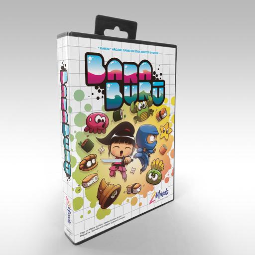 Bara Burū - Box front (alt2)